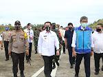 Pjs Gubernur Fatoni Buka Operasional Jalan Tol Manado-Bitung