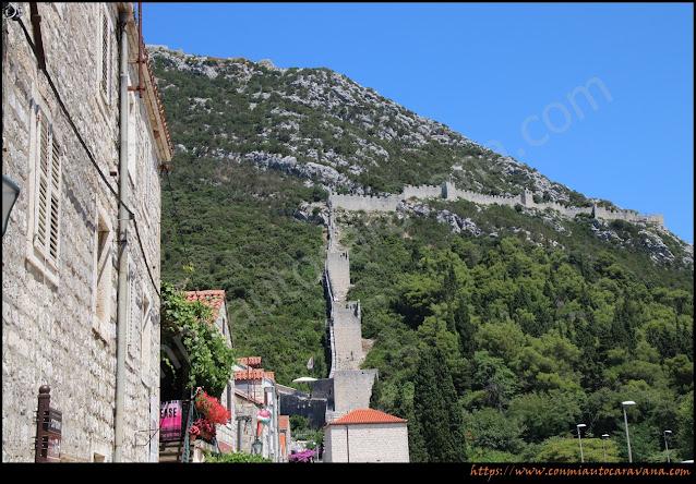 Croacia: Ston