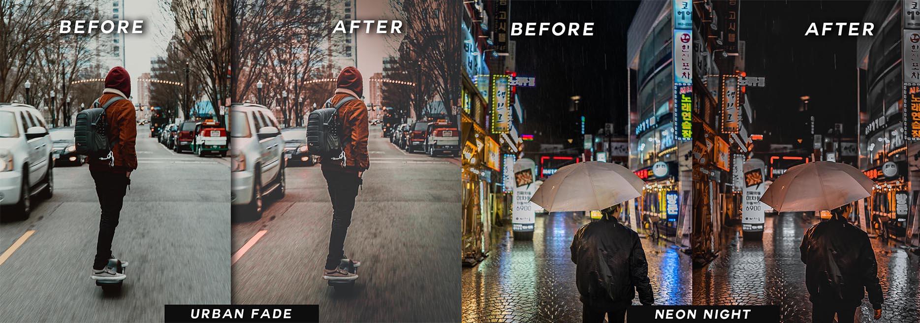 Photoshop Camera Raw Presets Bundle Free Download