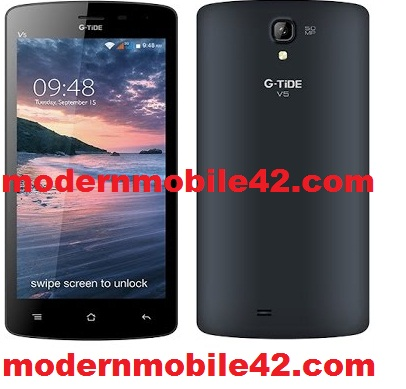 g tide v5 firmware download