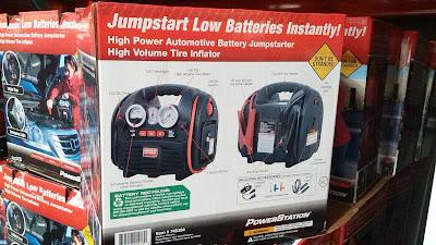 Powerstation Psx3 Battery Jump Starter Portable Power