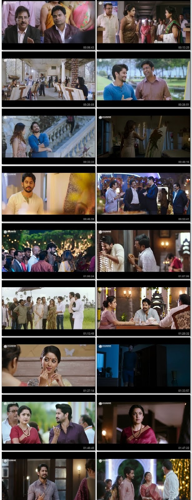 Screen Shot Of Thadaka 2 2019 300MB Full Movie Hindi Dubbed Free Download 480P HDRip Small Size PC Movie