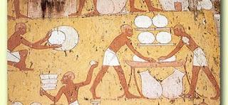 lievitazione e panificazione nella storia dell'Egitto