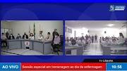 A macabra decisão dos vereadores de Itapetinga de expor vidas de servidores para homenagear enfermeiros