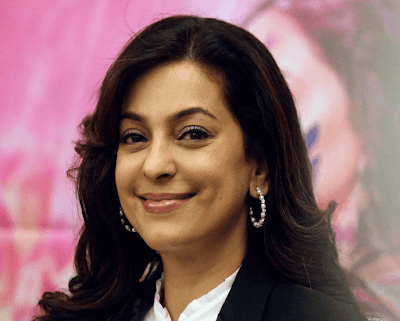 Juhi Chawla Films Actress HD Wallpaper