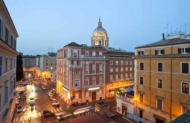 Hotel J.K. Place , Rome, Italy 2020