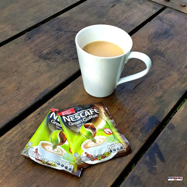 [NEW POST] Pancarkan Aura Relax dengan Kopi Hijau Nescafe Green Blend
