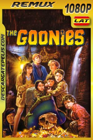 Los Goonies (1985) 1080P BDREMUX Latino – Ingles