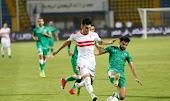 نتيجة مباراة الاتحاد السكندري والزمالك اليوم الاثنين بتاريخ 10-08-2020 في الدوري المصري