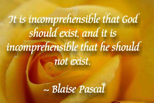 pascal blaise quotes