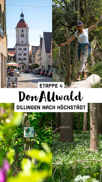 Premiumwanderweg DonAUwald  Etappe 4 von Dillingen nach Höchstädt 30