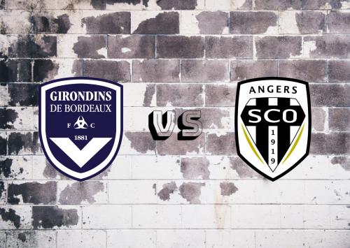 Bordeaux vs Angers  Resumen