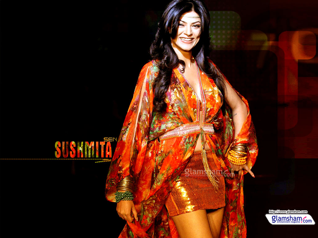 Sushmita Sen Wallpapers Pack 2 Cute Girls Celebrity