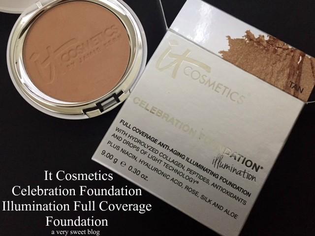 Celebration Foundation Illumination by IT Cosmetics #15