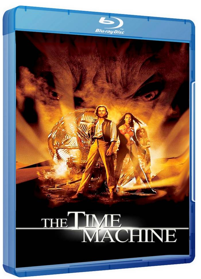 The Time Machine 2002 720p Esub BRRip Dual Audio Hindi English GOPISAHI