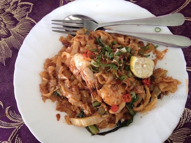 Review Mee Kuah Udang di Pulau Aman Pulau Pinang