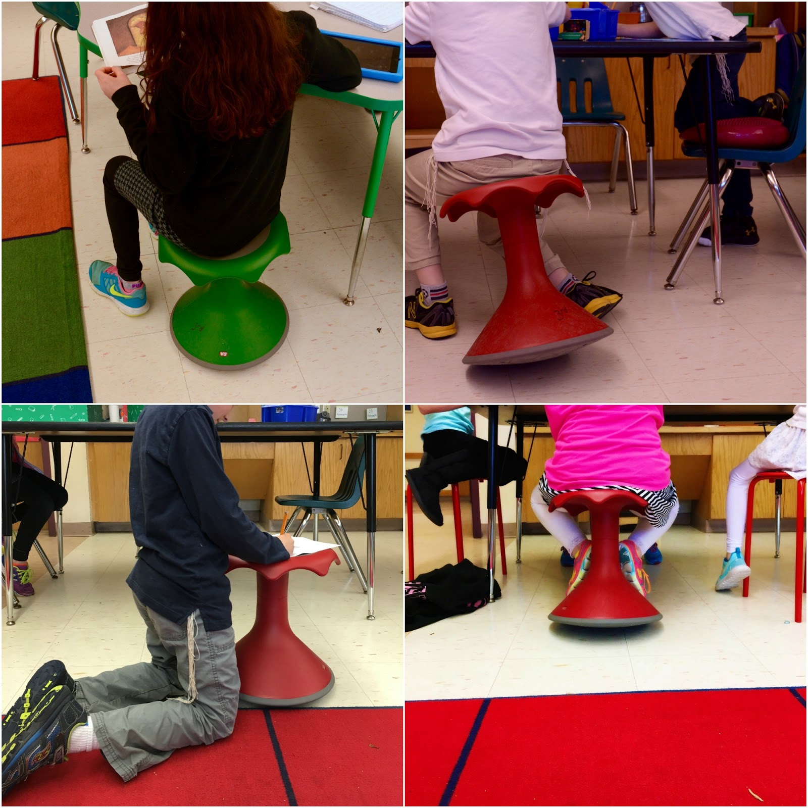 Random Osity Flexible Seating