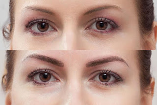 Enhance your overall appeal with perfect Eyebrows