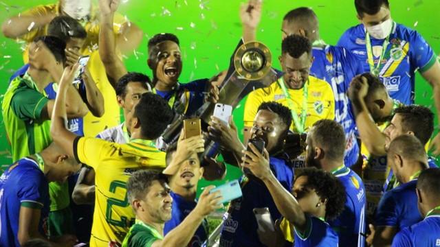 Altos é campeão do Piauiense 2021