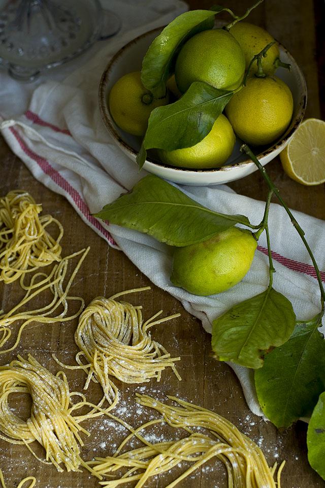 spaghetti pasta fresca