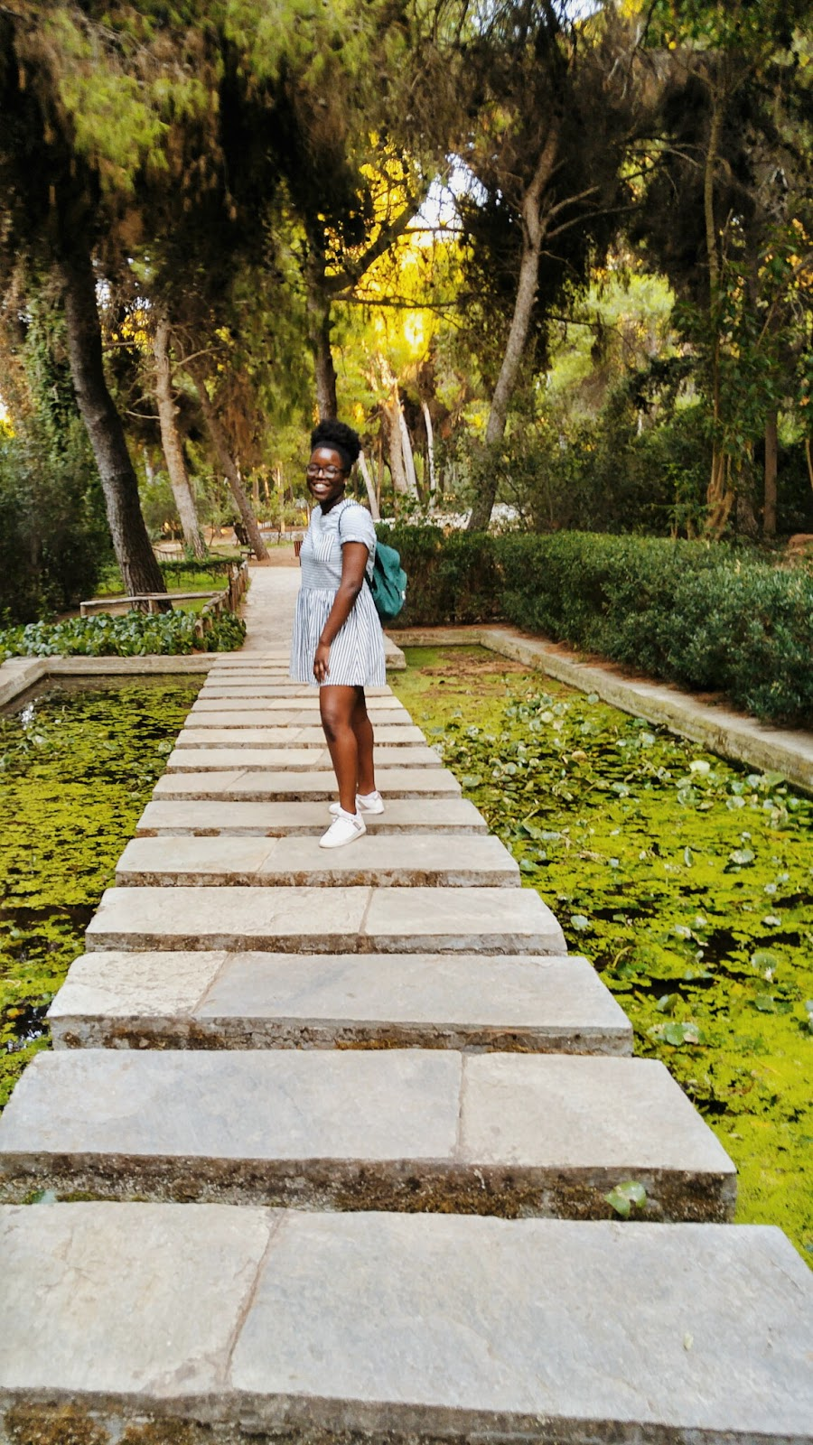 Why You Should Visit Athens' Diomidous Botanical Garden | Read it on www.itsalamb.com #travel #greece #athens #globetrotter #botanicalgarden #vacationideas #tourism #adventure #visit