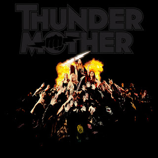"Το album των Thundermother ""Heat Wave"""