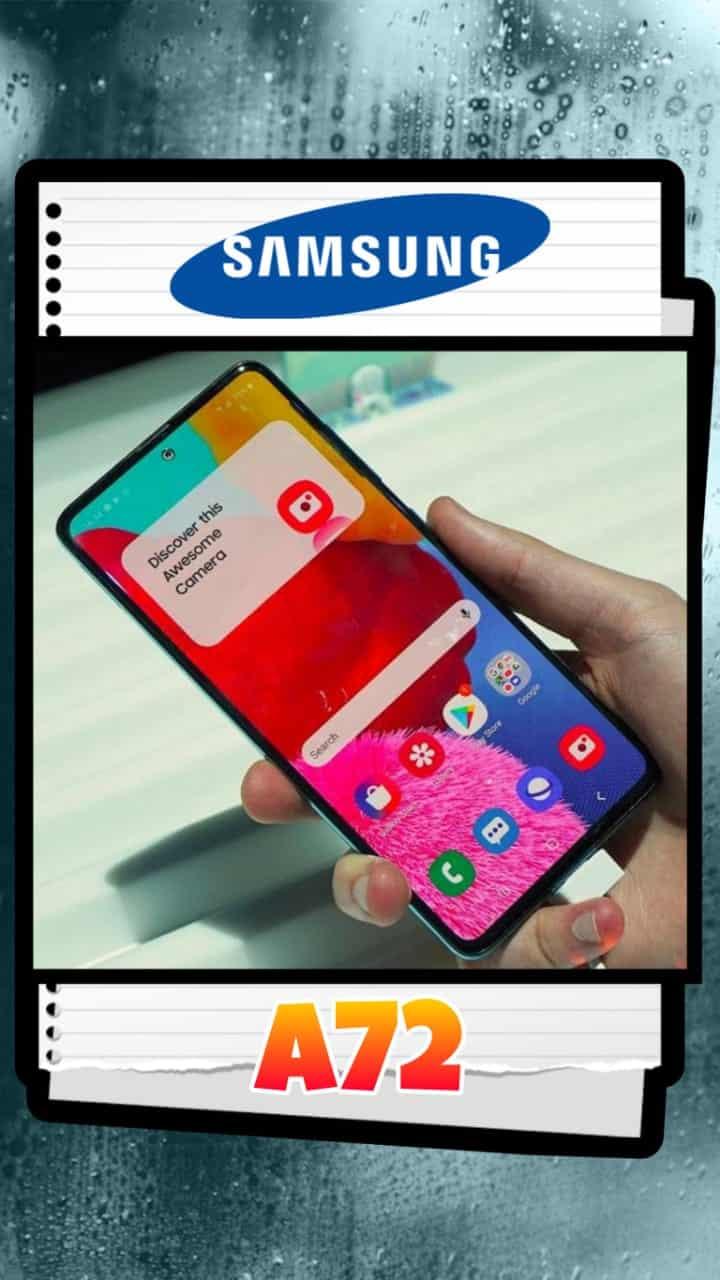 CARACTERISTICAS Nuevo Samsung Galaxy A72: Hoja de Datos, Precio y Lanzamiento