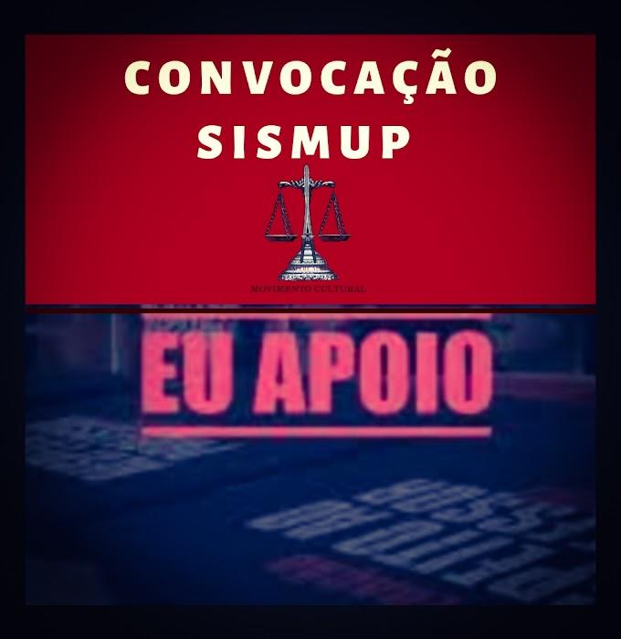 CONVOCAÇÃO! PELOS PROFESSORES DE PANELAS