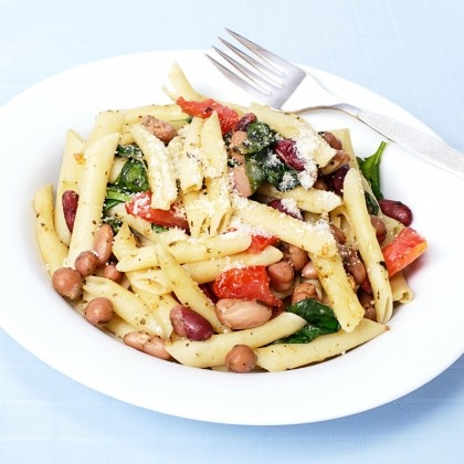 Santa Fe Pasta Salad Recipe