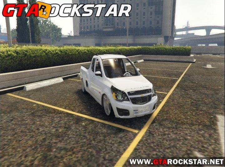 Chevrolet Montana Rebaixada para GTA V PC