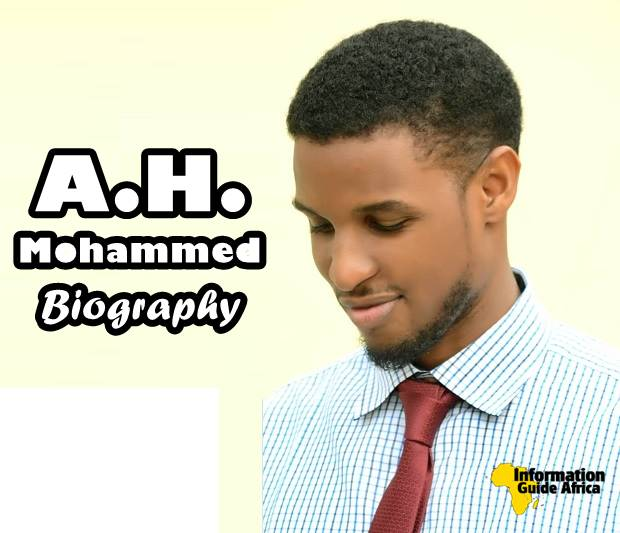 A.H. Mohammed Biography