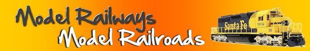 Model Railroad Layout