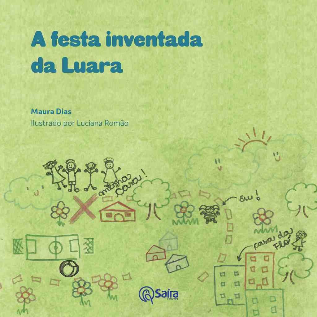 Em novo livro infantil da Saíra Editorial, a escritora Maura Dias fala às crianças sobre como viver com as diferenças
