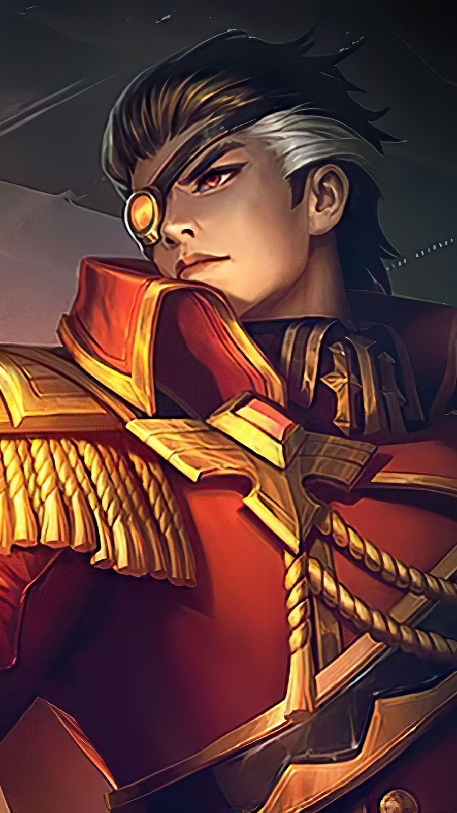 Wallpaper Valir Dictator Skin Mobile Legends HD for Android and iOS