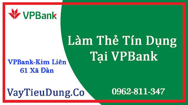 lam the tin dung tai vpbank