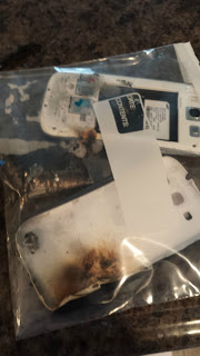 overheated samsung galaxy s3