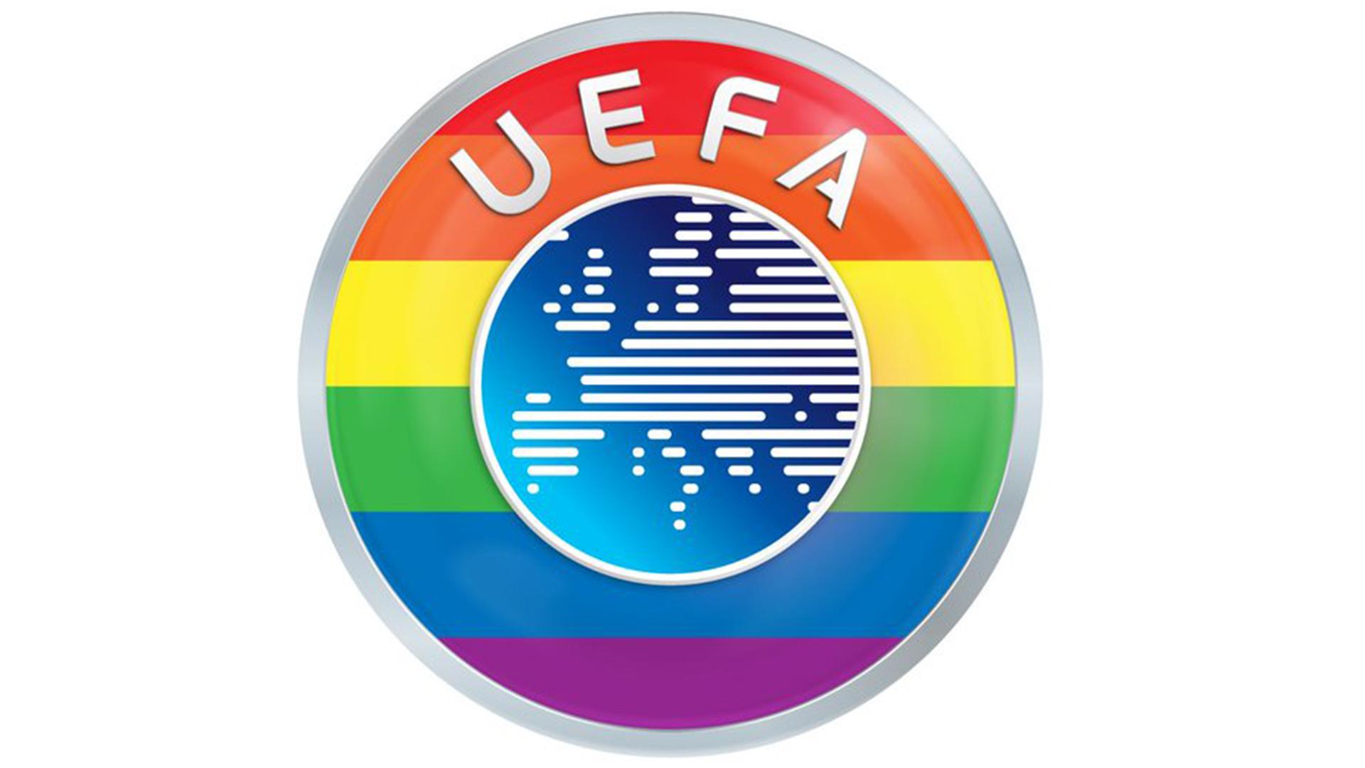 UEFA utilizó los colores del arcoíris como respaldo a la comunidad LGBT y explicó por qué impidió iluminar el estadio de Múnich