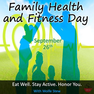How to promote family health and fitness