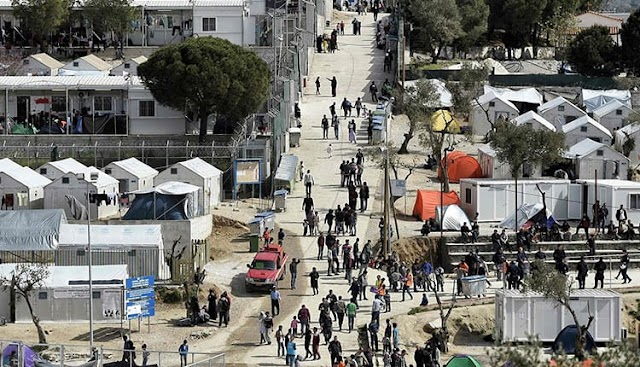 Az Európai Bizottság új migránstábort épít Leszboszon