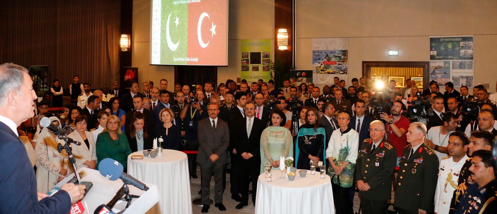 A blog of Pakistan-Turkey relations: Pakistan Defence & Martyrs Day