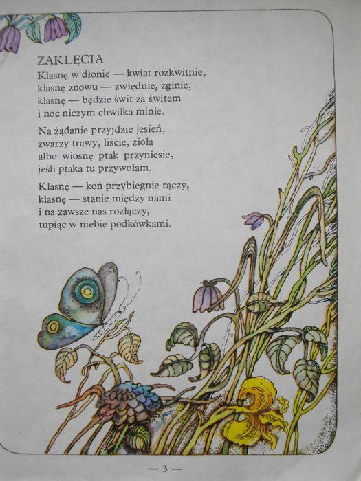 Wilddzikowe Książki Wierszyki Dla Grzesia
