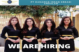 PT DIKA We Are Hiring  SUPERVISOR /FUNDING OFFICER BANK TERNAMA