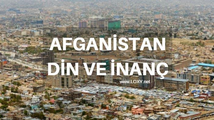 afganistan dini