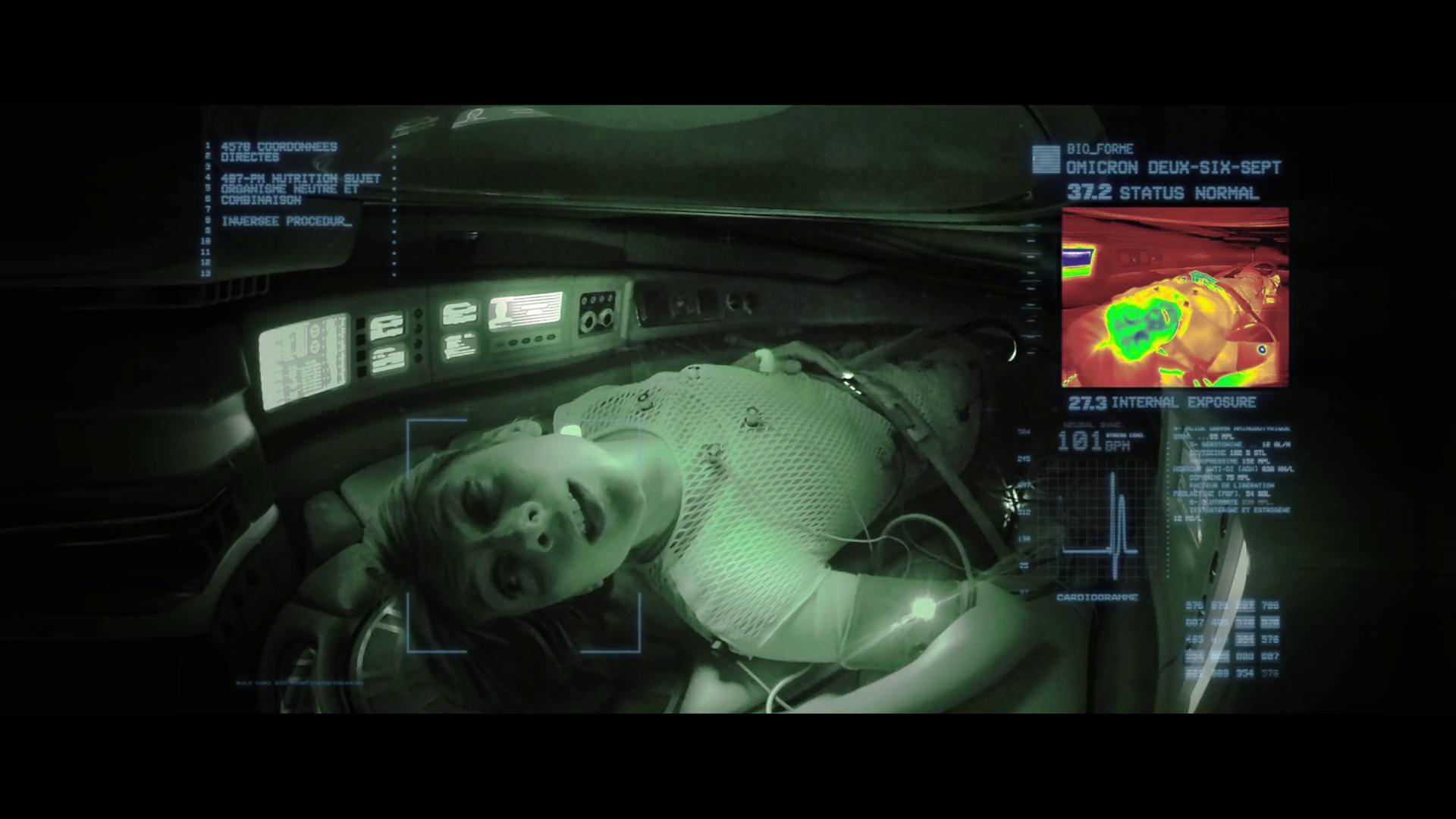 Oxígeno (2021) 1080p WEB-DL Latino