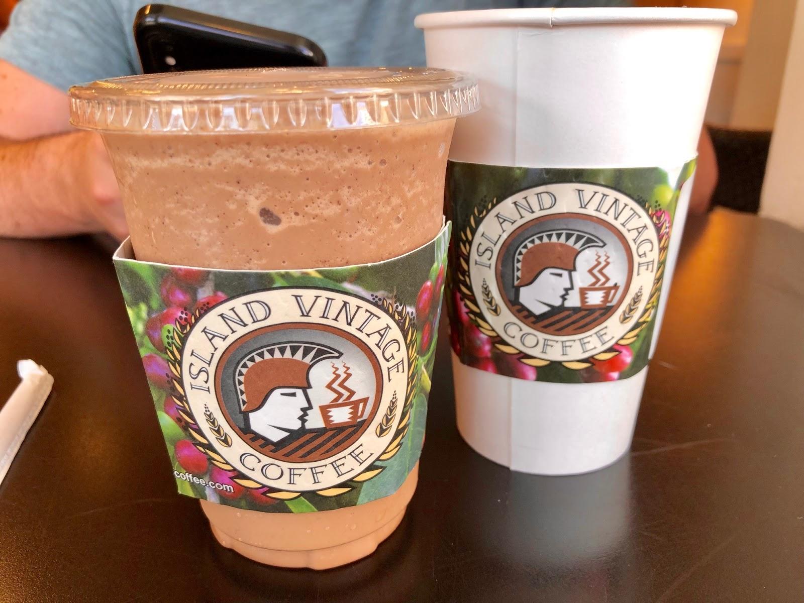 Island Vintage Coffee Maui Review