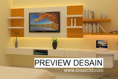 Jasa design bedroom online murah berpengalaman