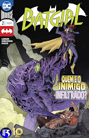 DC Renascimento: Batgirl #21