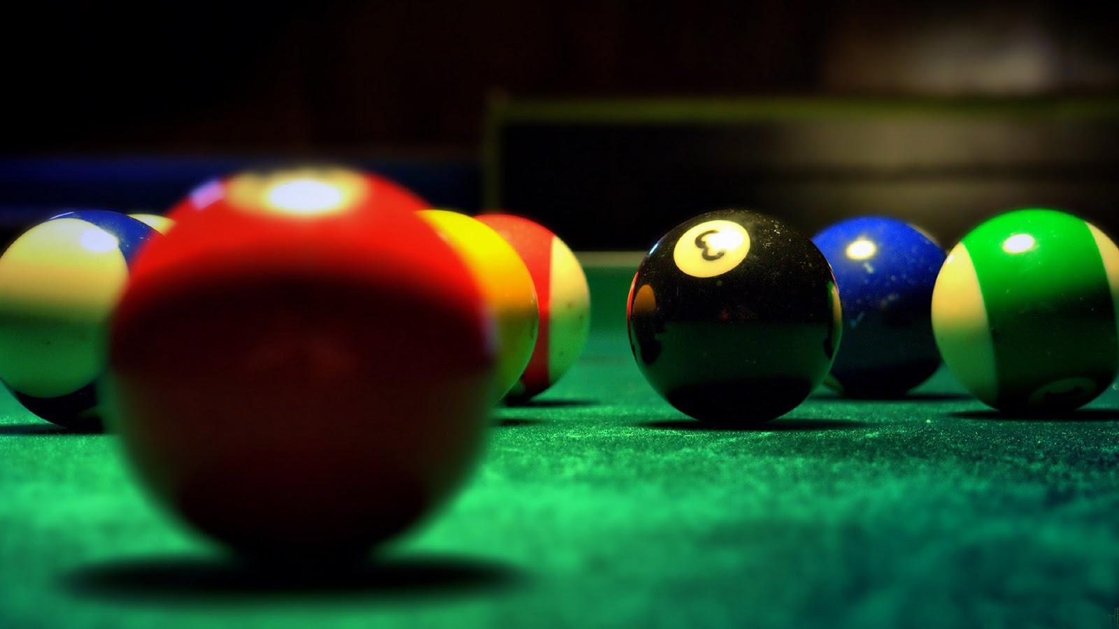 Top 42 beautiful pool table and snooker wallpapers in hd - Pool table images ...