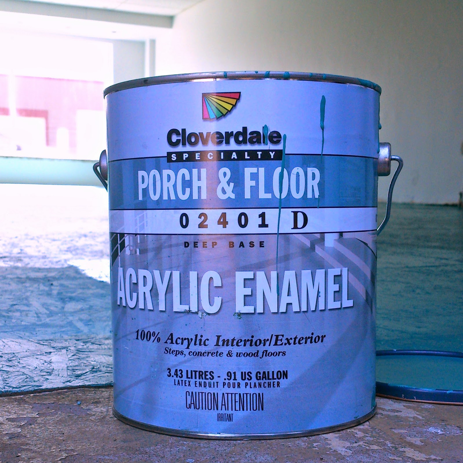 Best Paint for Painting Wood Floors