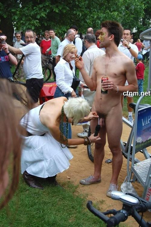 Simply magnificent cfnm naked bike ride london useful question